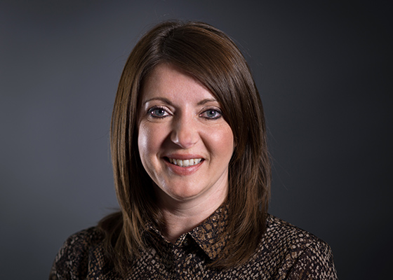 Kate Curteis senior audit manager