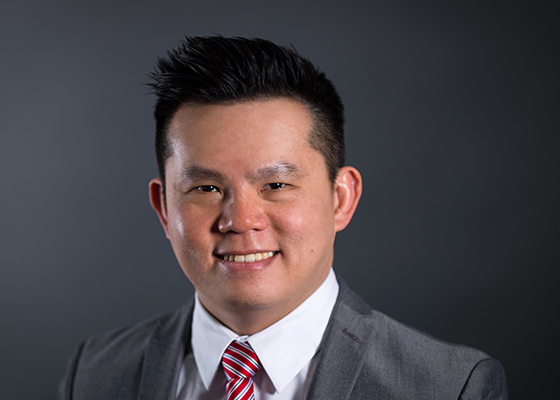 Patrick Li Audit and Accounts Manager